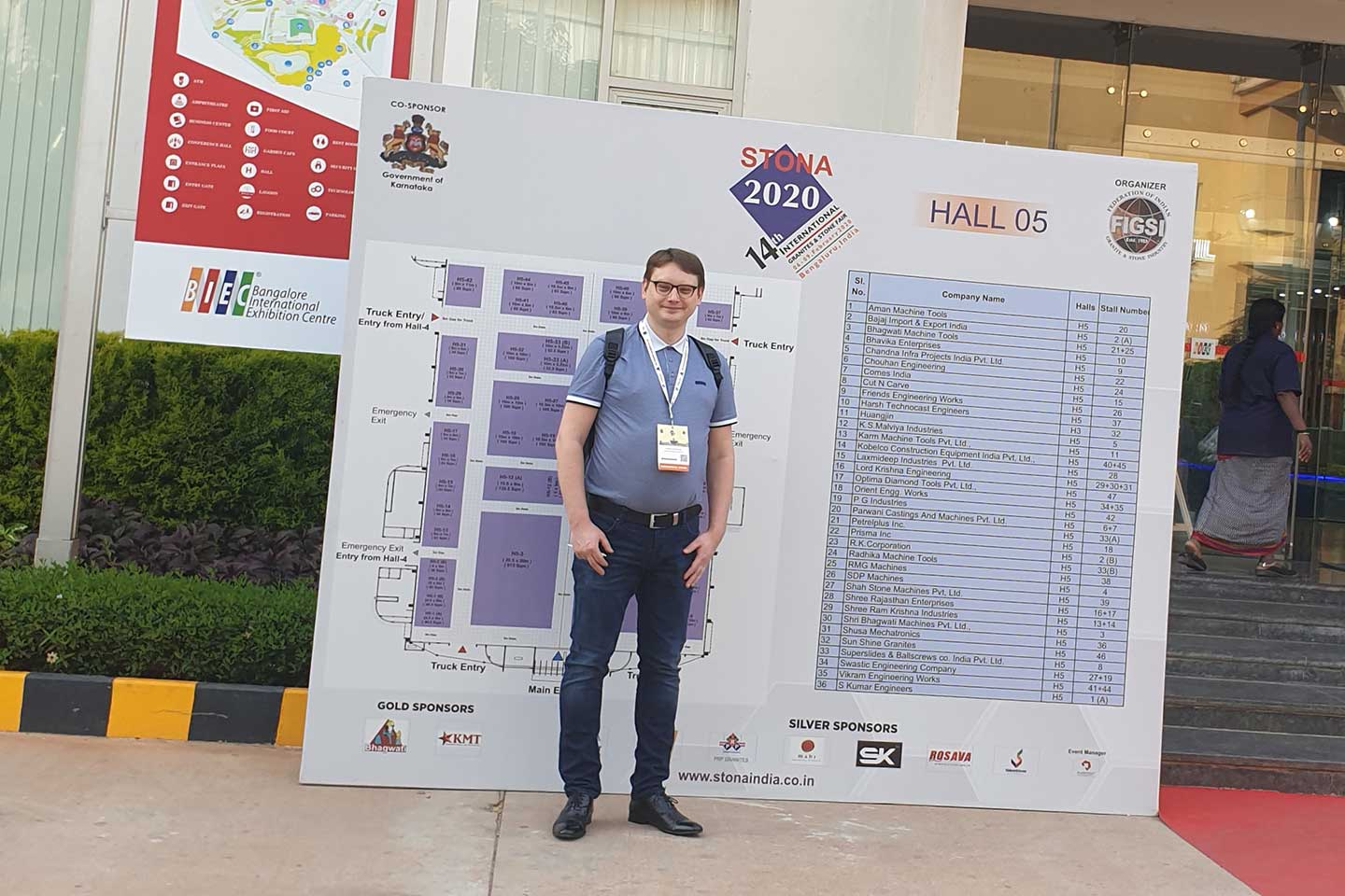 Participation in The STONA 2020 Exhibition